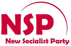 New Socialist Party logo