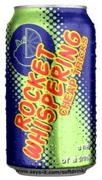 Rocket Whispering Cheap Tricks