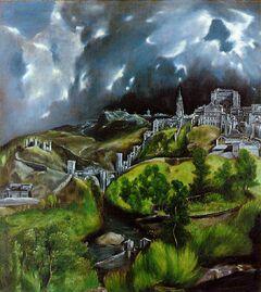 View on Toledo