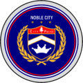 Seal of the Noble City Police.png