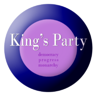 King's Party logo