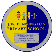 Seal of J.W. Pennington Primary School