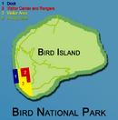 Bird NP Map 1