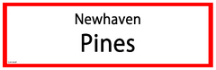 Pines RS Sign