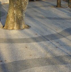 Eppinck square pavement