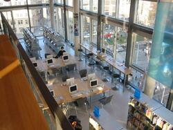 Sofasi Library Computerpool