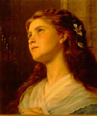 Portrait of Young Girl