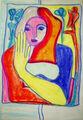 Dagmar Anders Begegnung mit Henry Matisse 1972.jpg