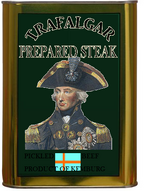 Trafalgar steak