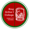 Seal of the King Arthur I College.png