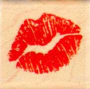 A-kiss