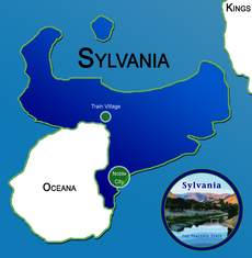 Sylvania Map 2