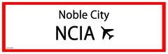 NCIA RS Sign