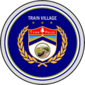 Seal of the Train Village Police.png
