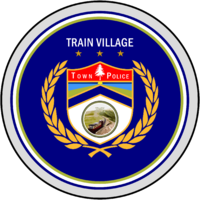 Seal of the Train Village Police