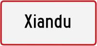 Xiandu sign