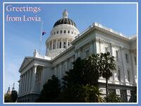 Greetings from Lovia