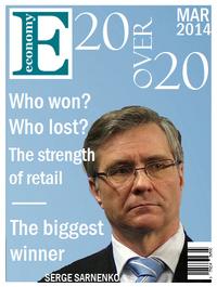 Economy 20 over 20 2014