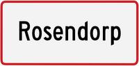 Rosendorp sign