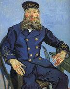 Vangogh postman1888