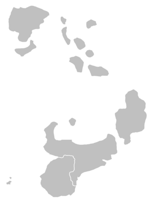Blank state map