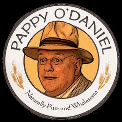 Pappy O'Daniel's logo