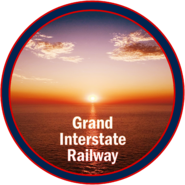 Seal of the Grand Interstate Railway