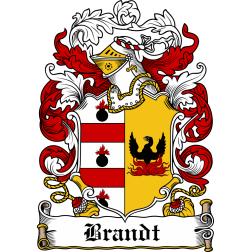 Brandt Family Crest