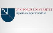 Wikiborgs Universitet logo