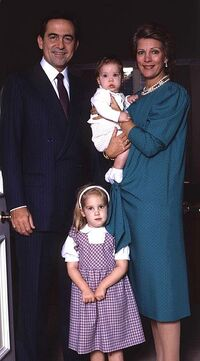 Lucy caroline and family