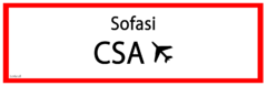 CSA RS Sign