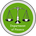 Seal of the Department of Finance.png