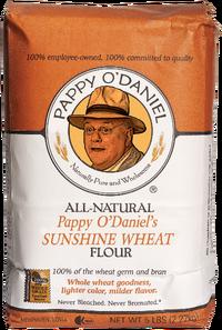 Pappy O'Daniel's flour