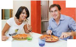Aina Sarria and Felix