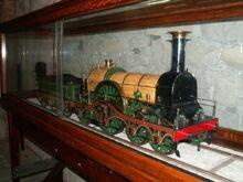 Scale model - Iron Duke Modell