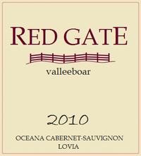 Red gate wine