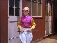 Velvet Disguised as a Jockey