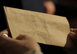 Queen Victoria Letter