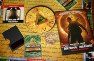 National Treasure Board Game 3
