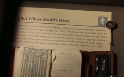 John Wilkes Booth's Diary