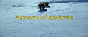 Title national treasure
