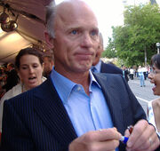 Ed Harris at TIFF 2005