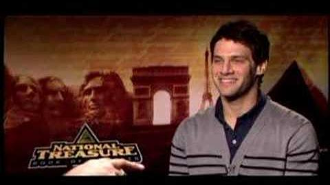 Hilarious JUSTIN BARTHA Interview