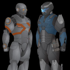 Atlas Stealth Armour