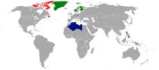 Index Kingdom map
