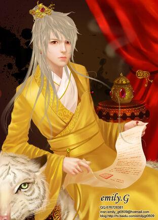 Emperor by emilyG