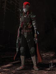 Centurion Character