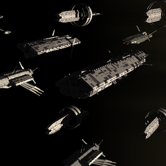 Battle Squadron, numerous amounts make of an Imperial Battle Fleet