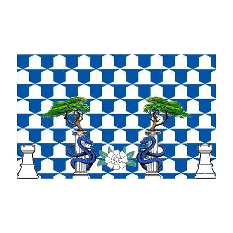 Current Casponian Flag