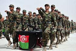 250px-Non Commissioned Officers of the Afghan National Army